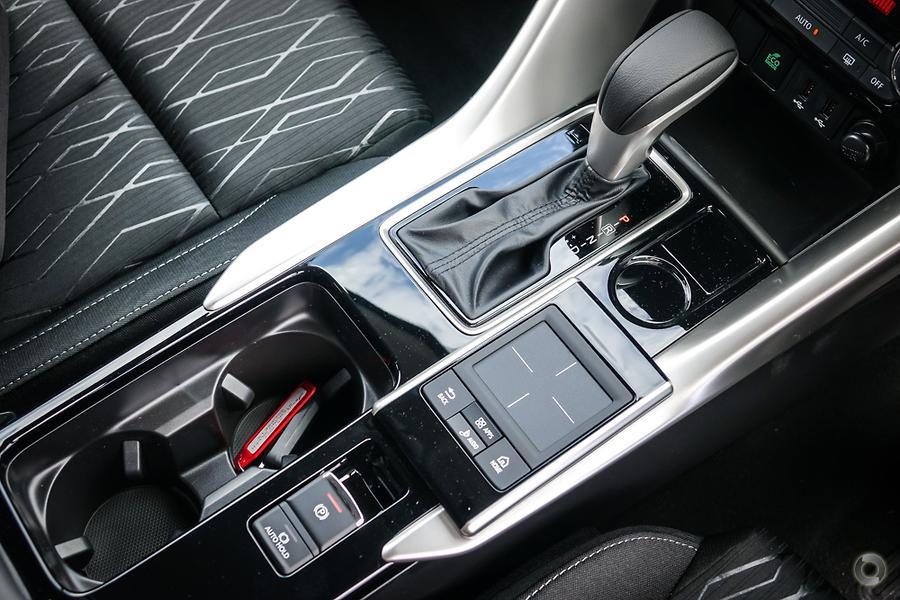 2019 Mitsubishi Eclipse Cross LS YA