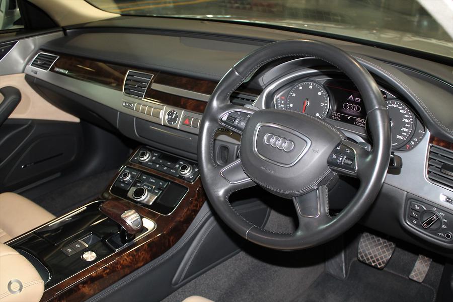 2010 Audi A8  D4