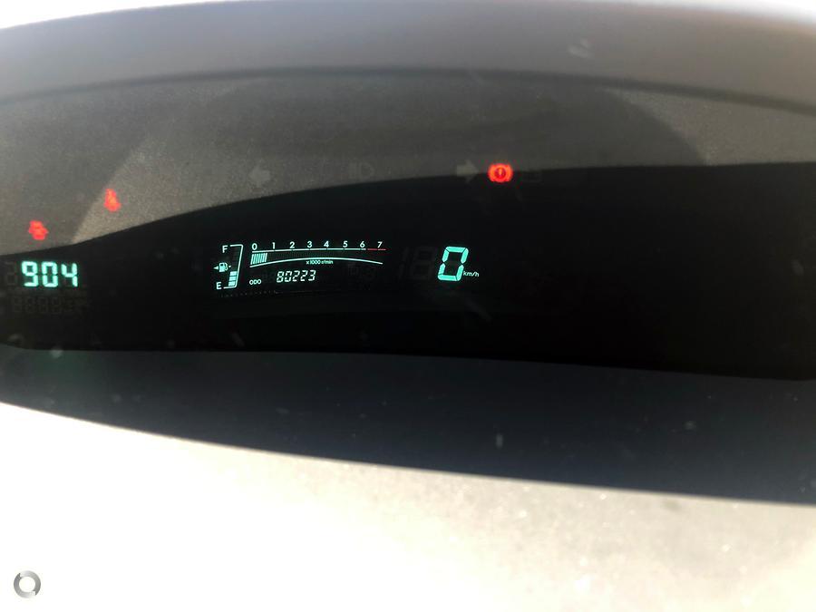 2011 Toyota Yaris YR NCP90R