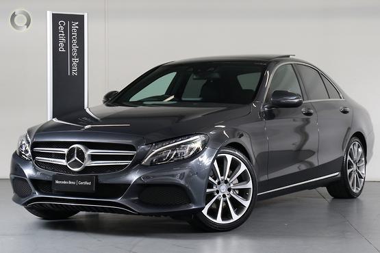2015 Mercedes-Benz <br>C 250