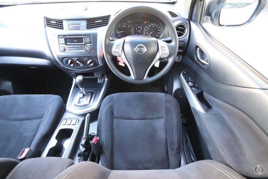 2015 Nissan Navara RX D23