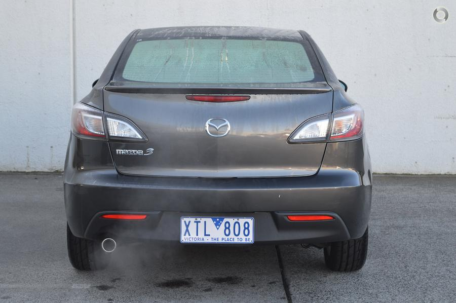 2009 Mazda 3 Maxx BL Series 1