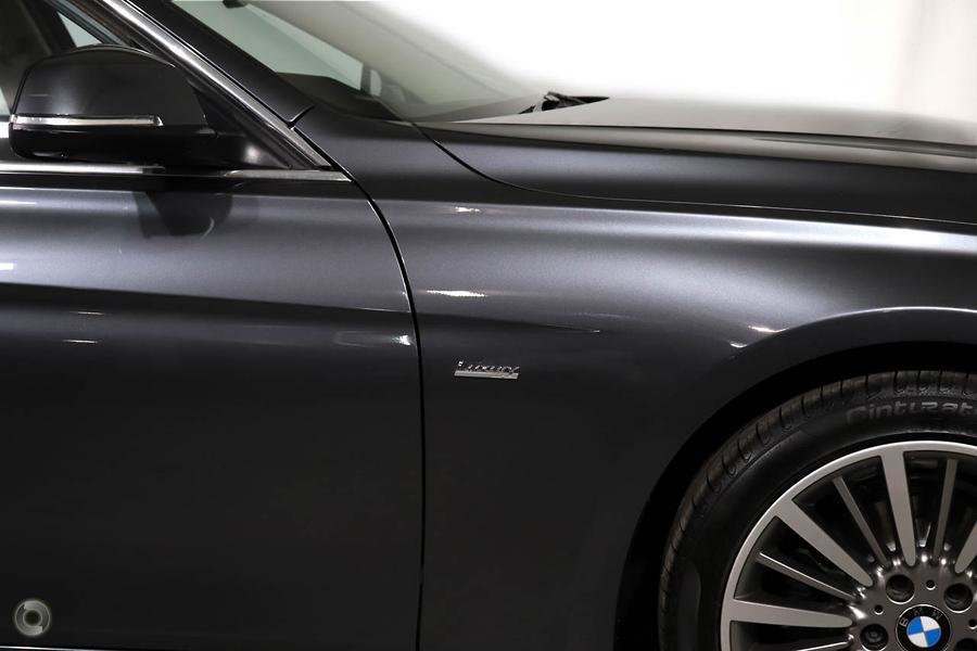 2016 BMW 320i Luxury Line
