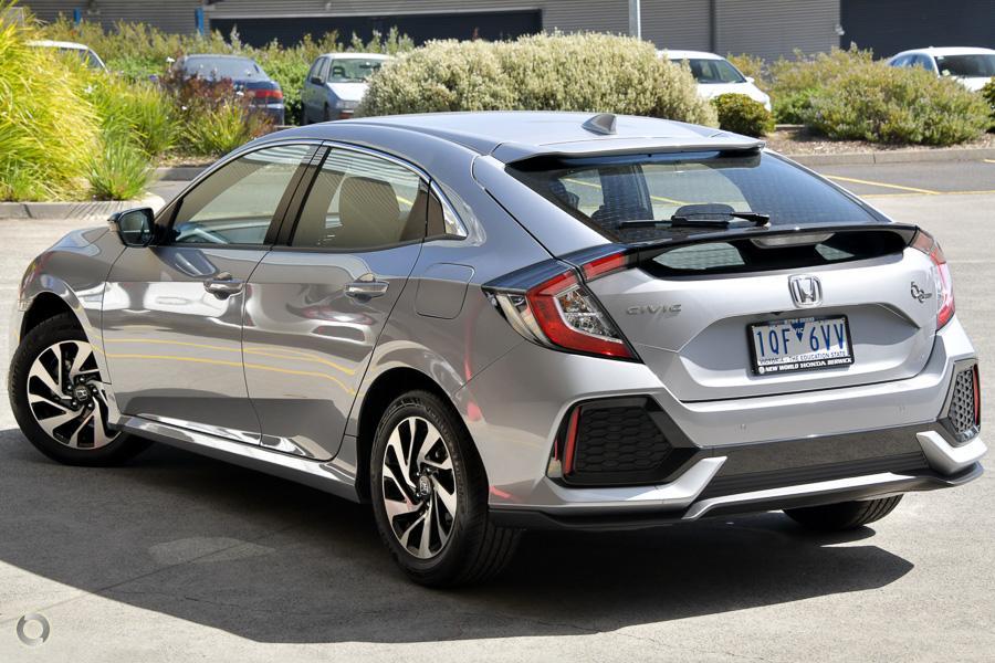 2019 Honda Civic 50 Years Edition 10th Gen