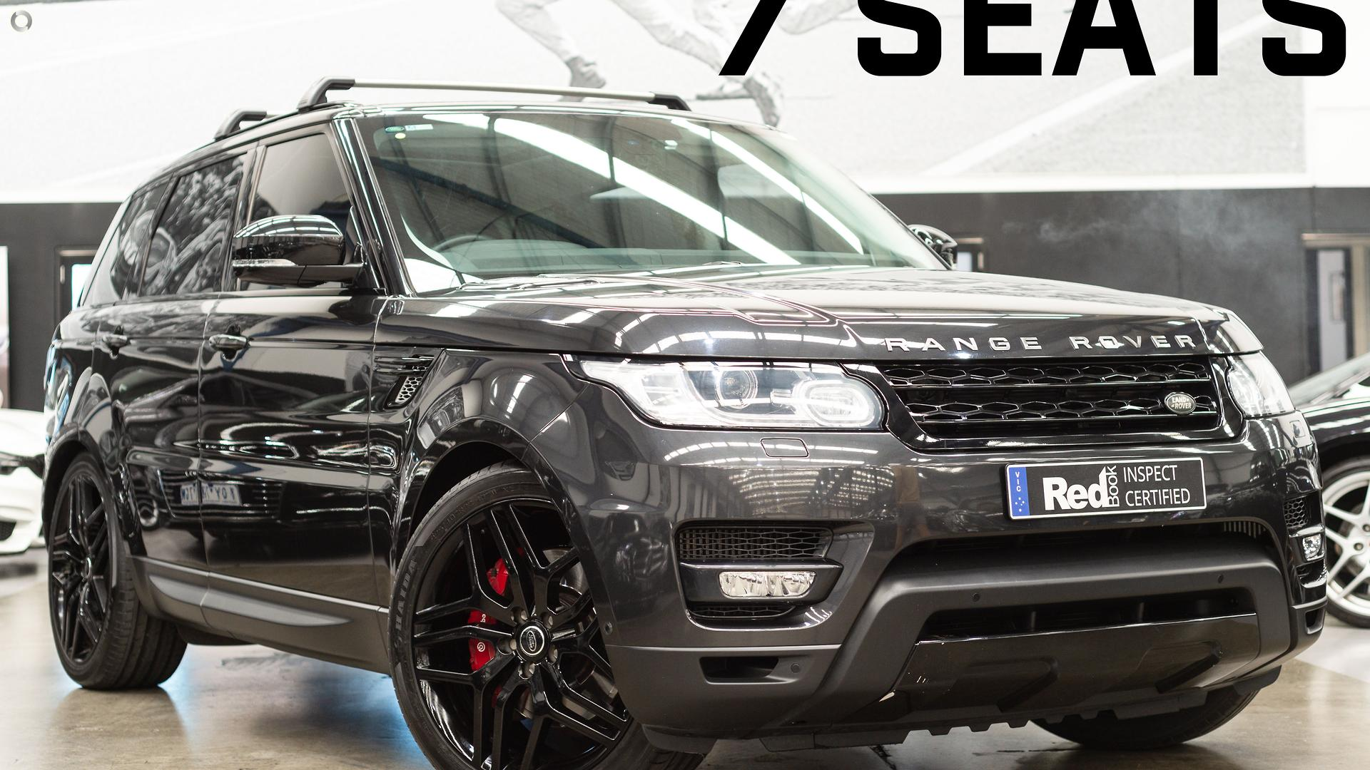 2014 Land Rover Range Rover Sport L494
