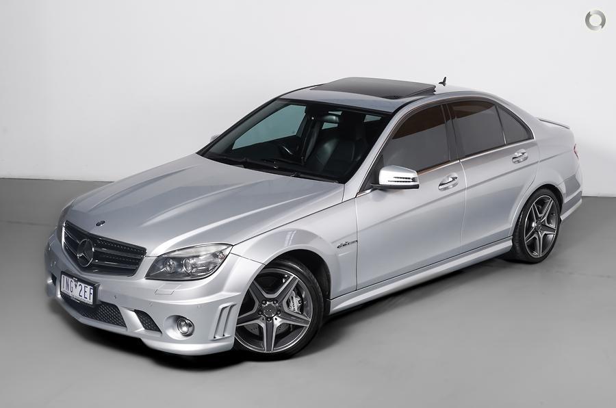 2010 Mercedes-Benz C63 AMG W204
