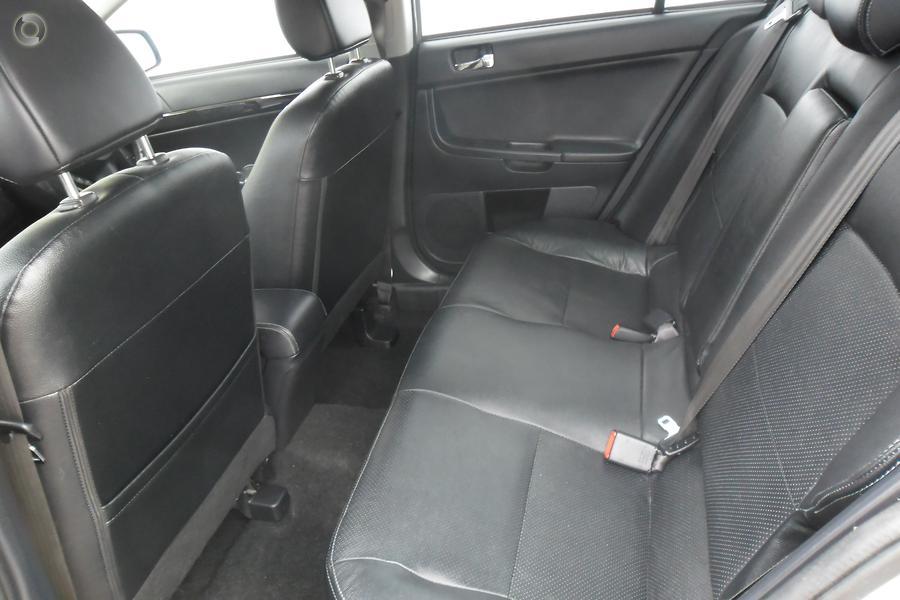 2012 Mitsubishi Lancer LX CJ