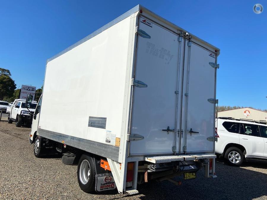 2017 Hino 300 Series 616 IFS