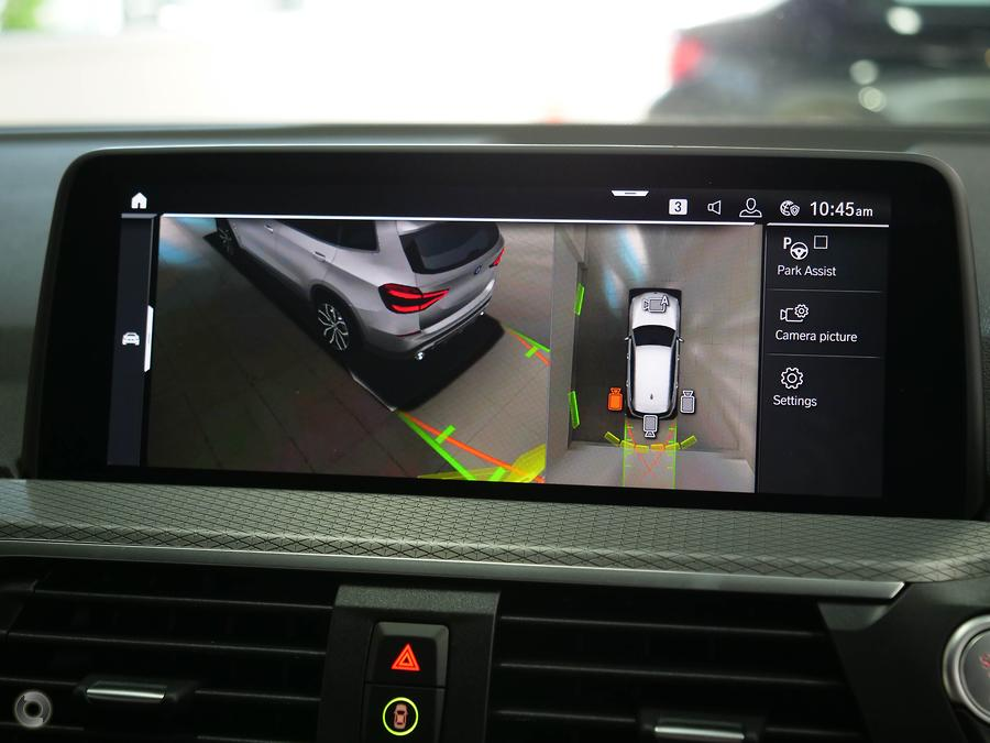 2019 BMW X3 xDrive30d
