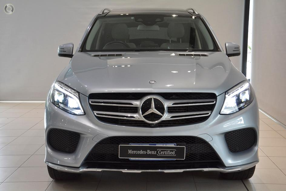 2016 Mercedes-Benz GLE 350 D Wagon