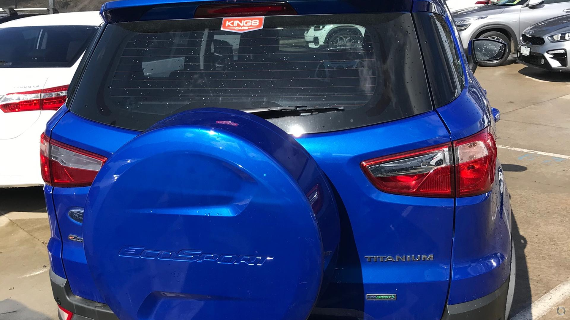 2014 Ford EcoSport Titanium BK