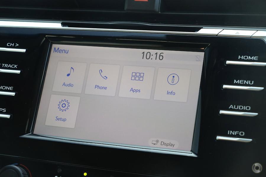 2019 Toyota Camry Ascent ASV70R
