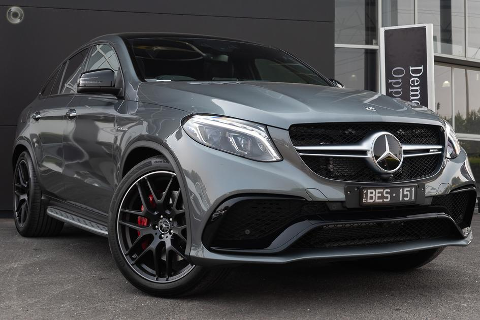 2019 Mercedes-Benz GLE 63 AMG S Coupé
