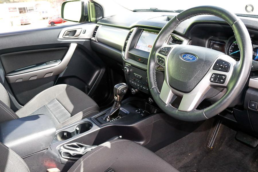 2018 Ford Ranger XLT Hi-Rider PX MkIII