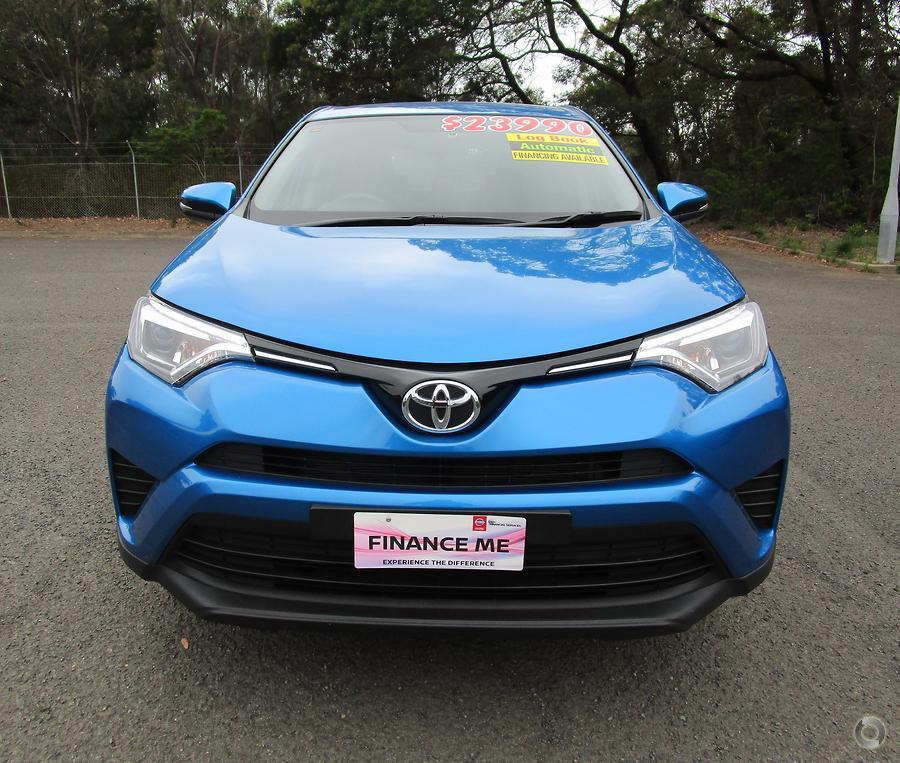 2016 Toyota RAV4 GX ZSA42R