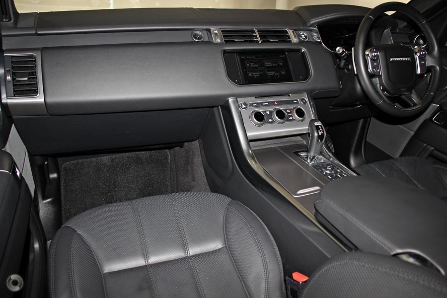 2016 Land Rover Range Rover Sport SDV8 HSE L494