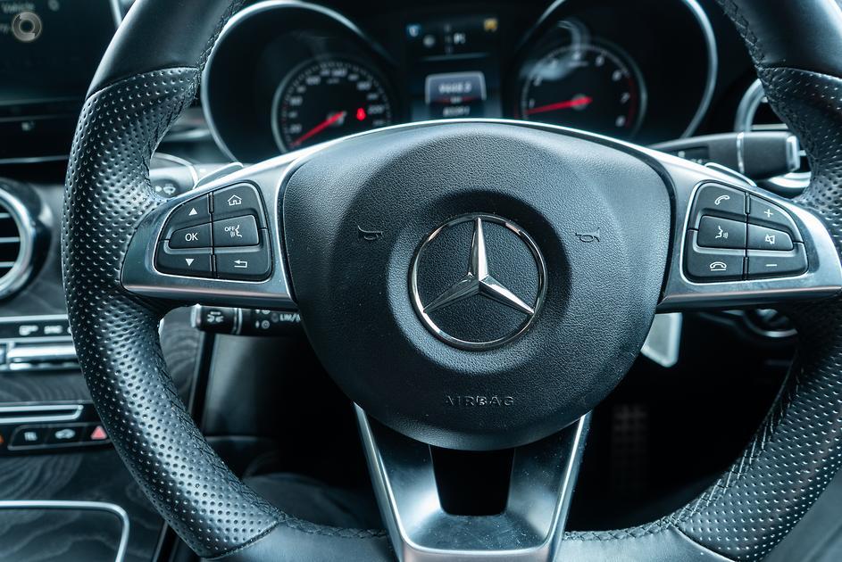 2015 Mercedes-Benz GLC 250 Wagon