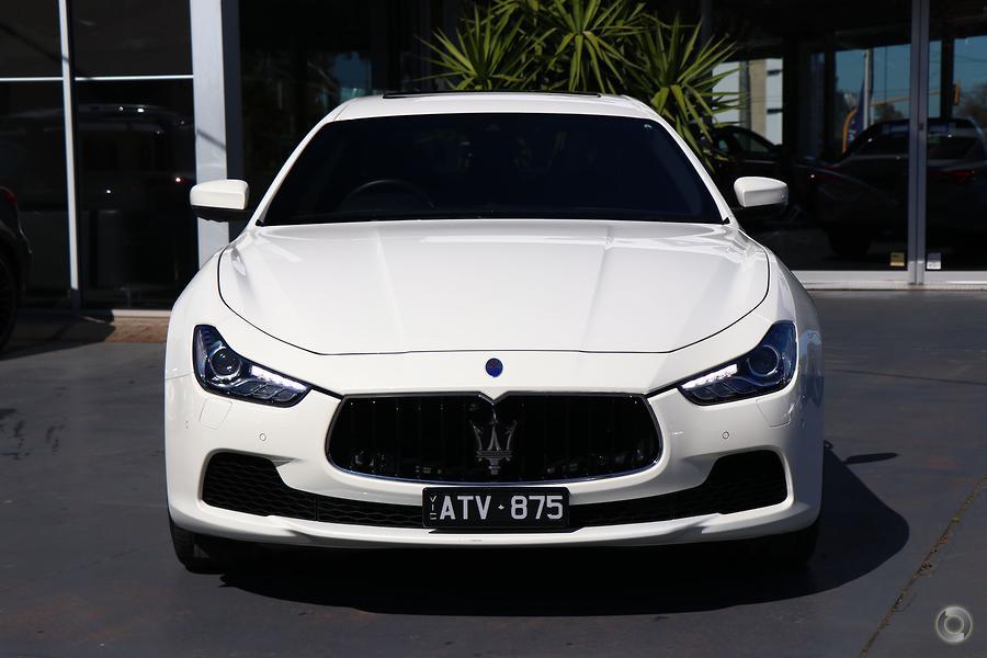 2017 Maserati Ghibli S M157