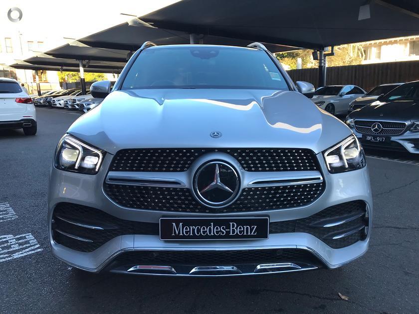 2019 Mercedes-Benz GLE 400 D Wagon