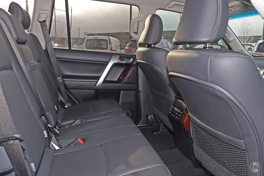 2017 Toyota Landcruiser Prado VX GDJ150R