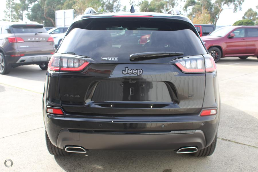 2020 Jeep Cherokee S-Limited KL