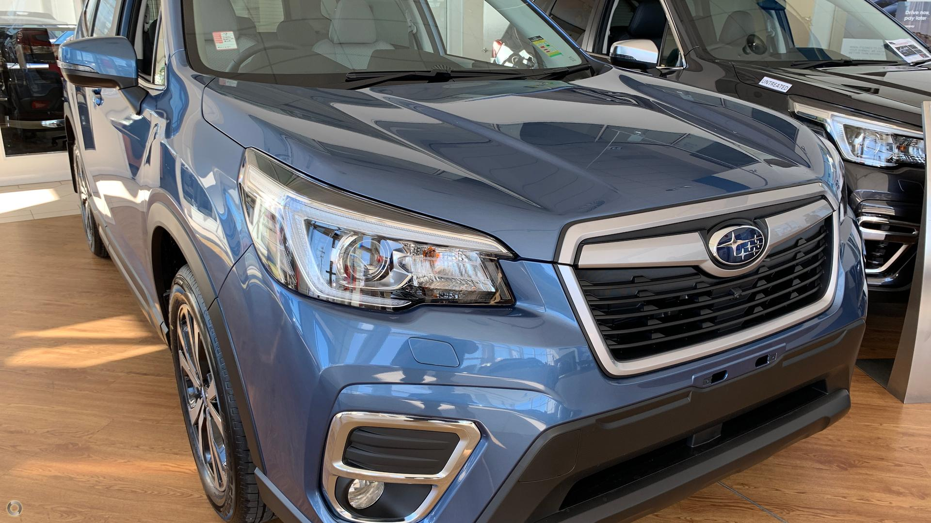 2019 Subaru Forester S5