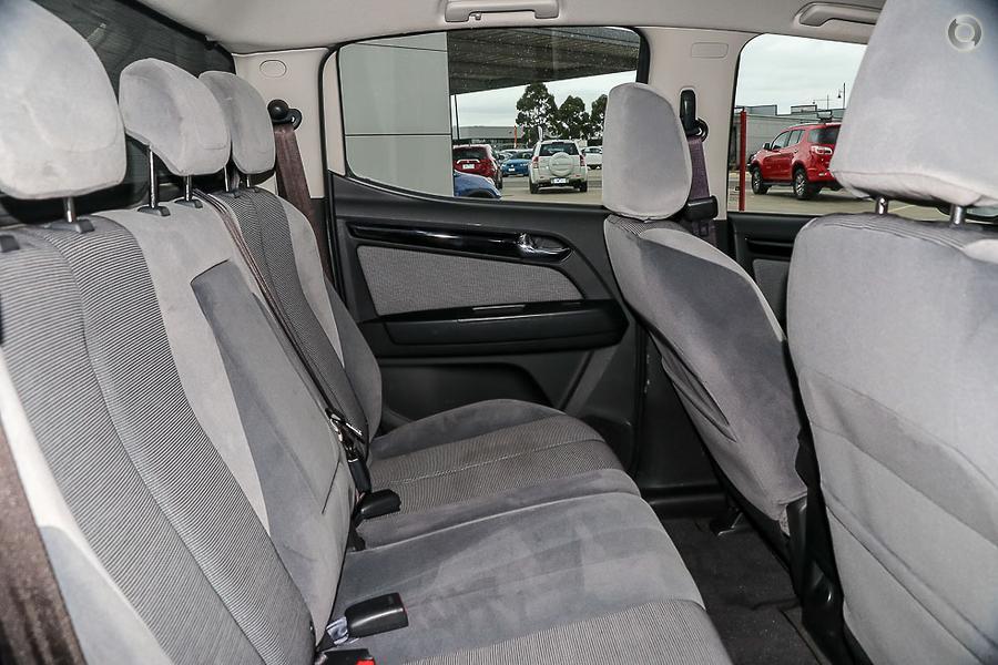 2015 Holden Colorado LTZ RG