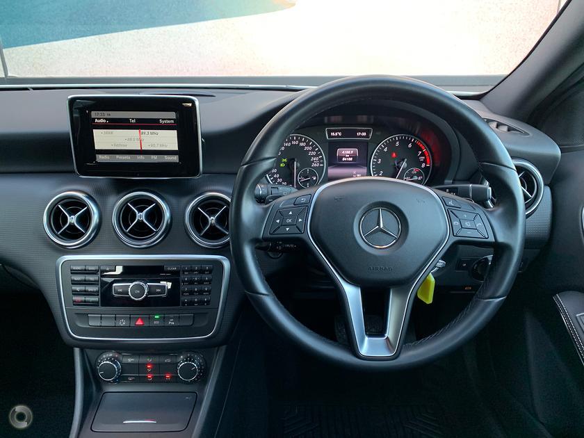 2014 Mercedes-Benz A-CLASS Hatch