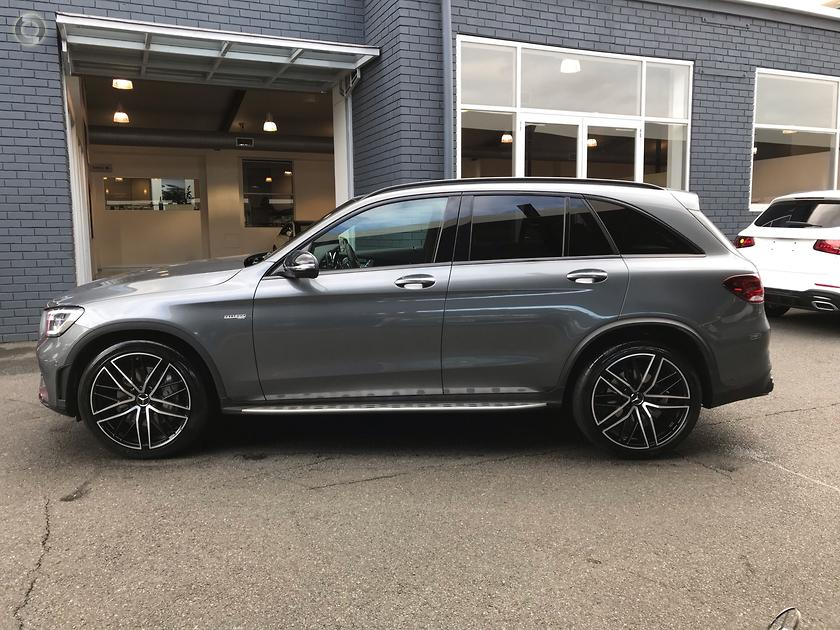2020 Mercedes-Benz GLC 43 AMG Wagon