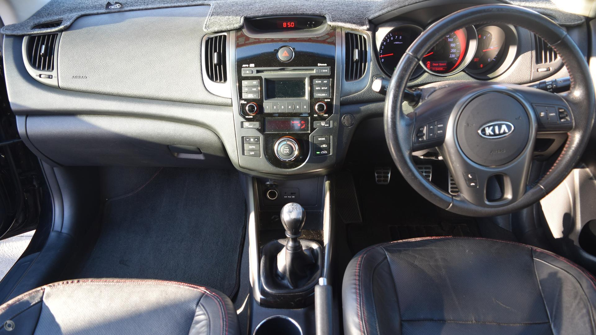 2011 Kia Cerato Koup SLS TD