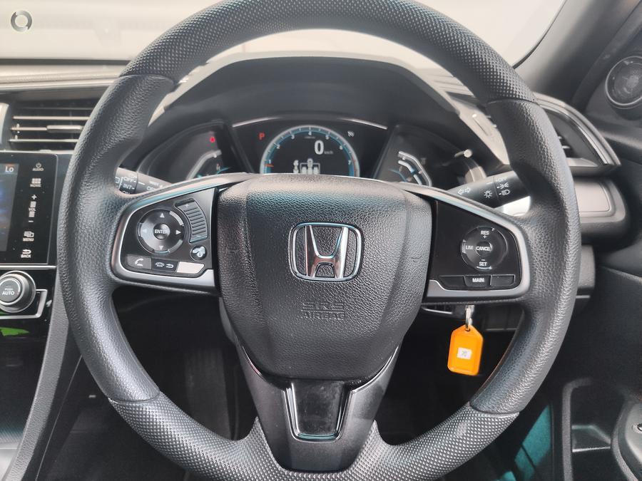 2017 Honda Civic VTi 10th Gen