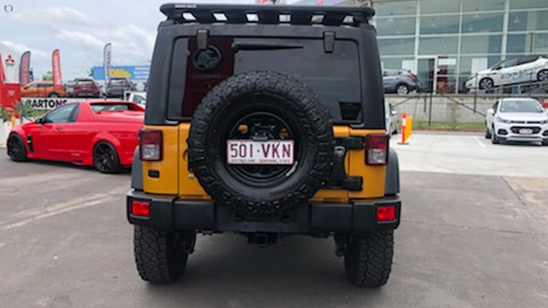 2014 Jeep Wrangler Unlimited Sport JK