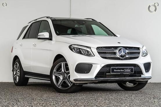 2018 Mercedes-Benz <br>GLE-CLASS