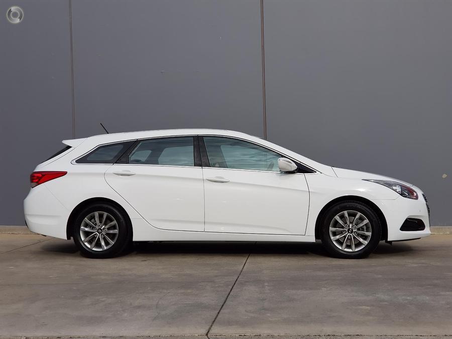 2016 Hyundai i40 Active VF4 Series II