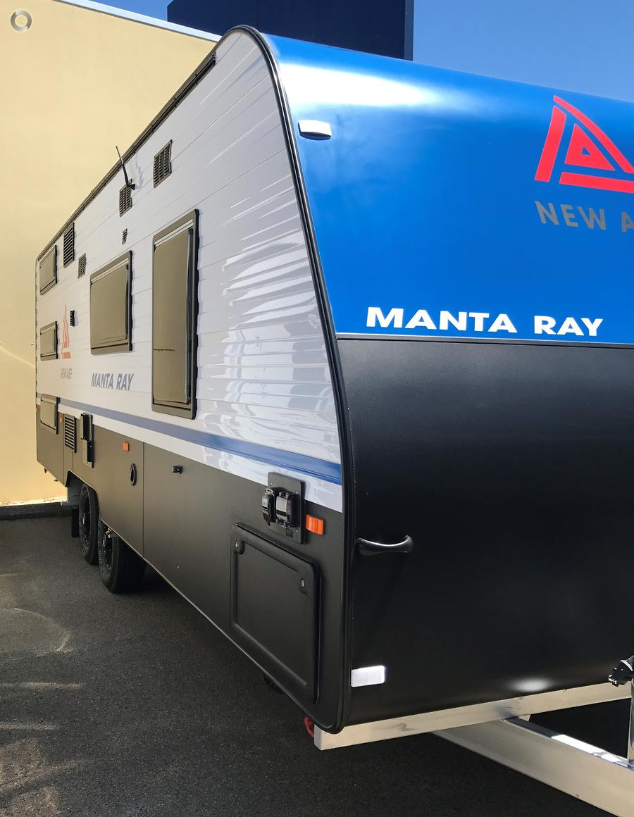 2019 New Age Manta Ray MR22BES3