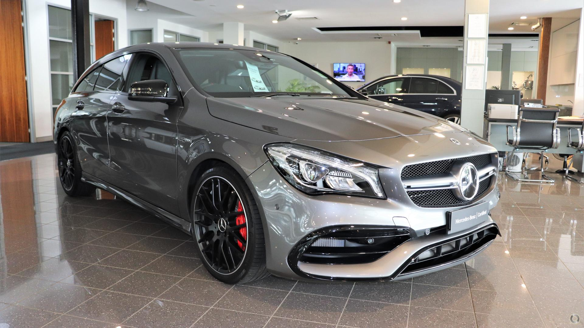 2018 Mercedes-Benz CLA 45 AMG Shooting Brake