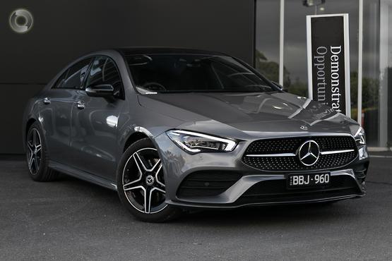 2019 Mercedes-Benz <br>CLA-CLASS