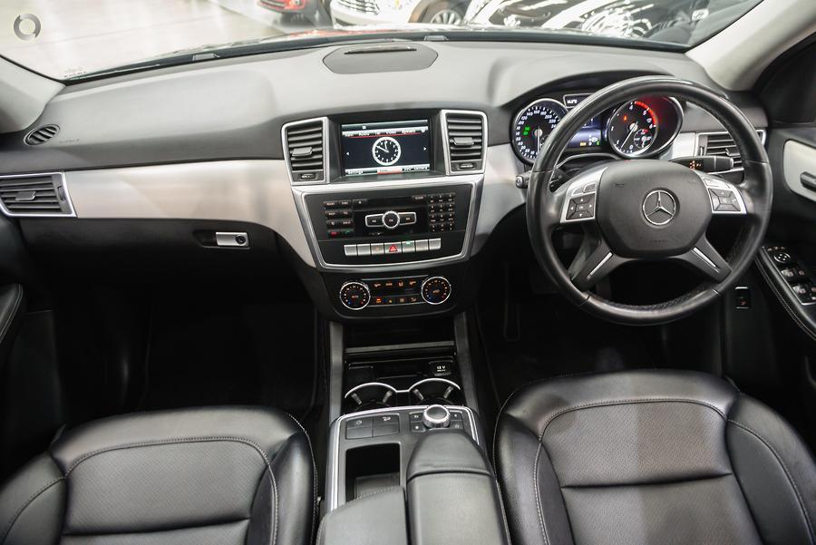 2013 Mercedes-Benz ML250 BlueTEC W166