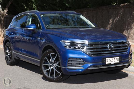 2019 Volkswagen Touareg 190TDI Launch Edition CR