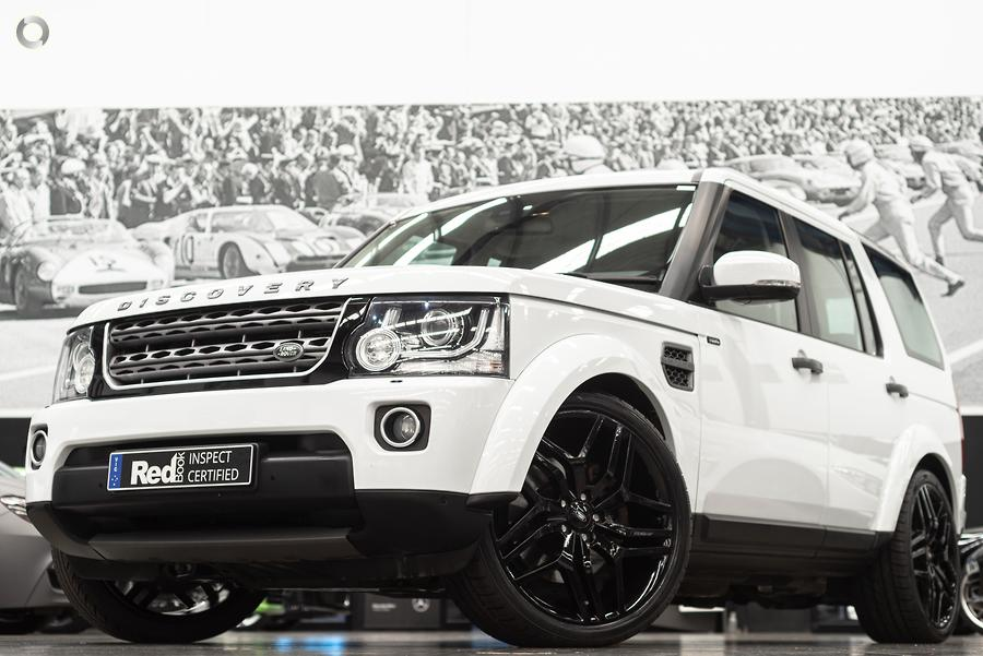 2014 Land Rover Discovery TDV6 Series 4