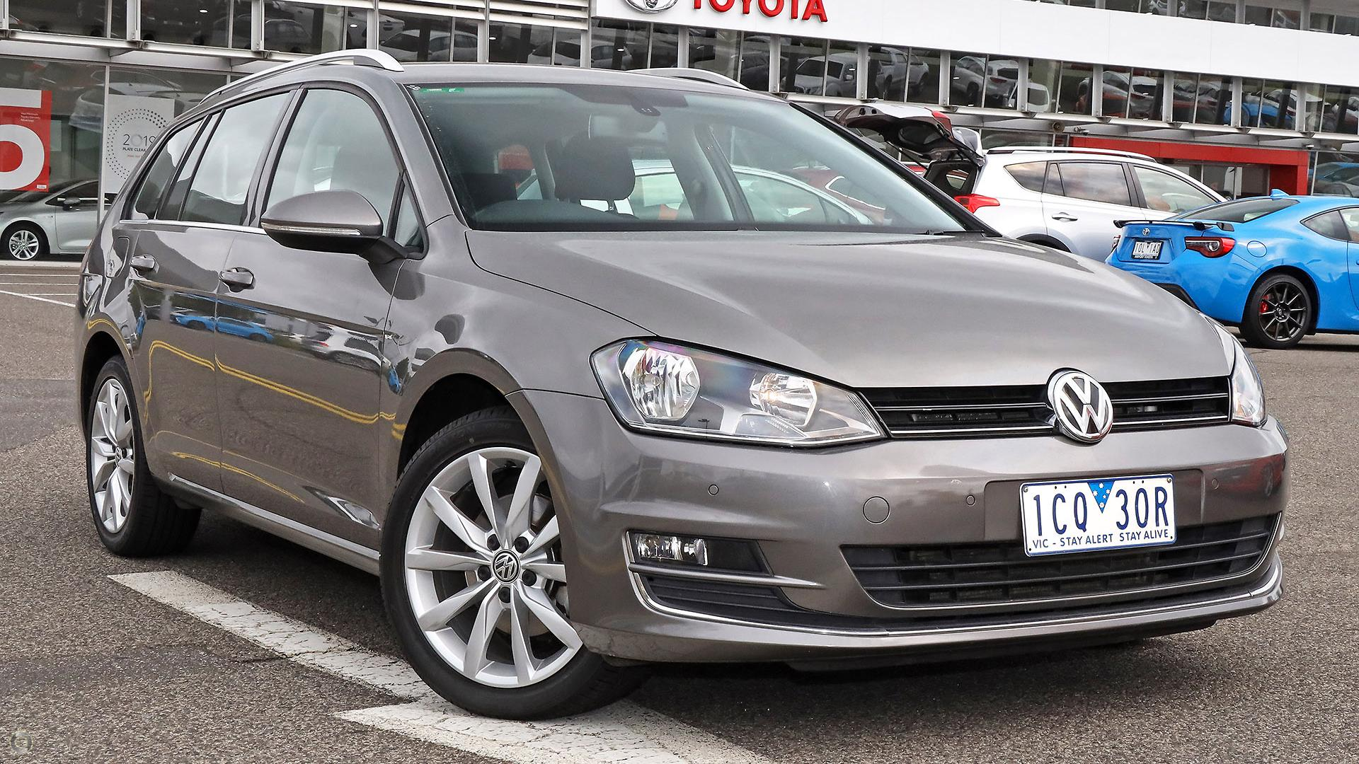 2014 Volkswagen Golf 110TDI Highline 7