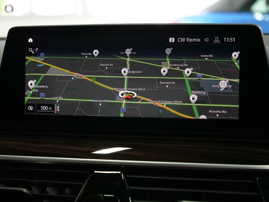 2020 BMW 520i Luxury Line