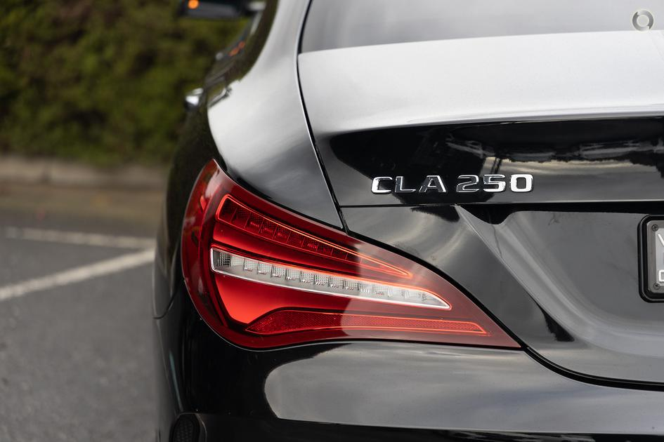 2017 Mercedes-Benz CLA 250 SPORT Coupé