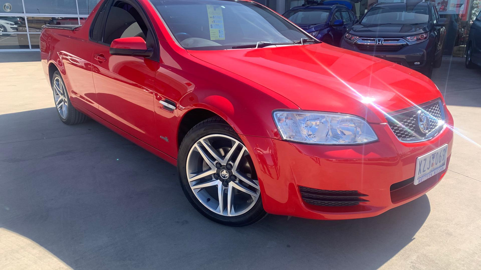 2010 Holden Ute Omega VE