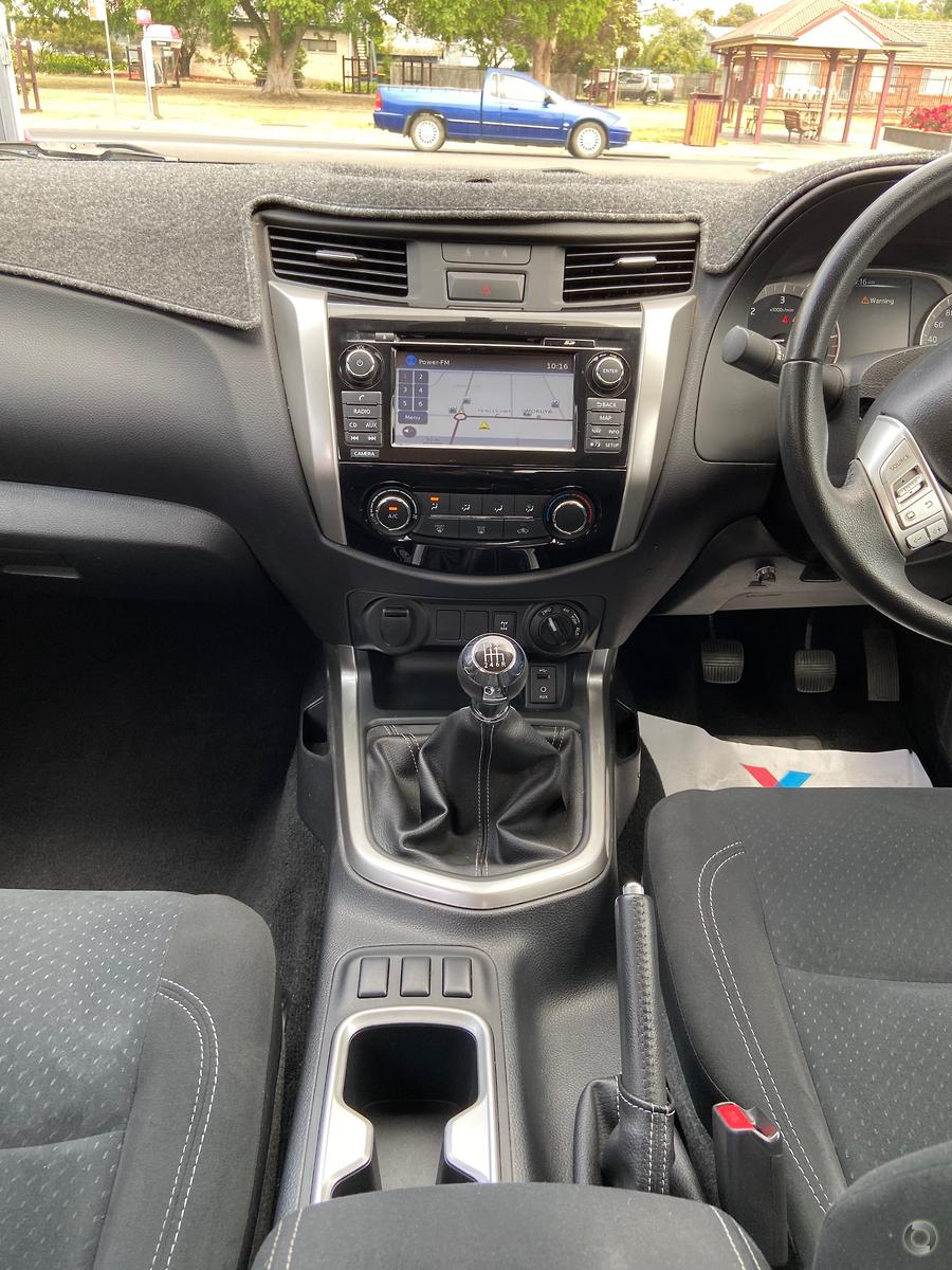 2016 Nissan Navara ST D23 Series 2