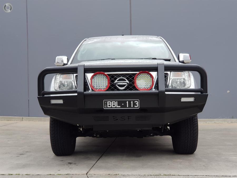 2014 Nissan Navara ST-X 550