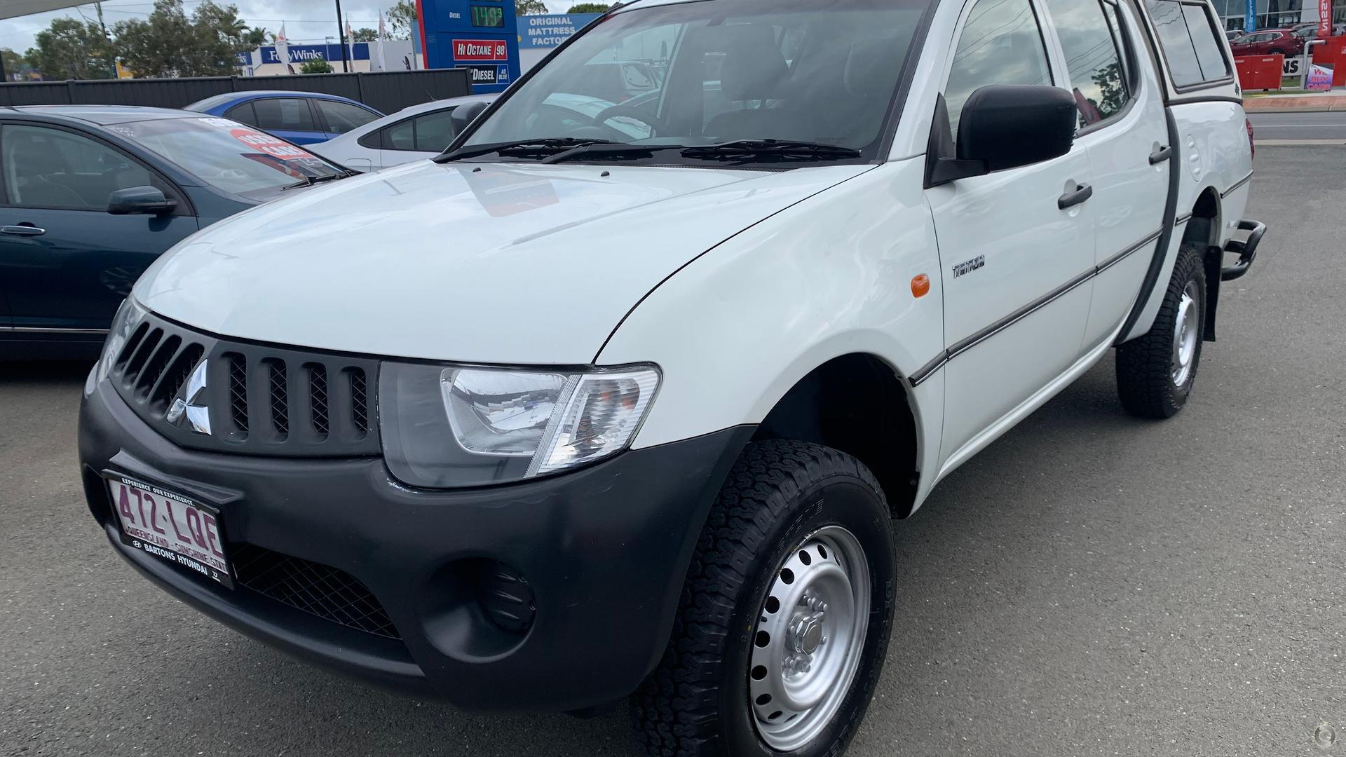 2009 Mitsubishi Triton GLX MN