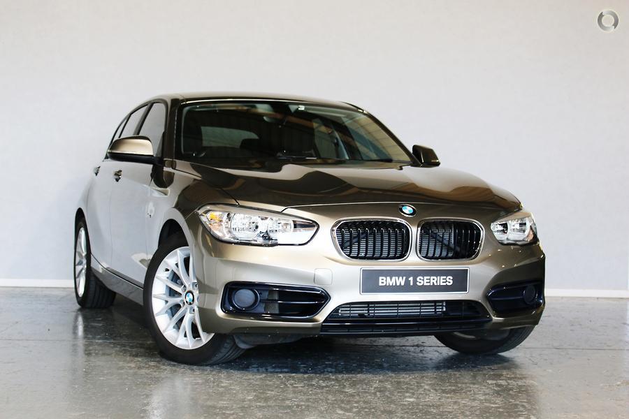 2016 BMW 118i Sport Line