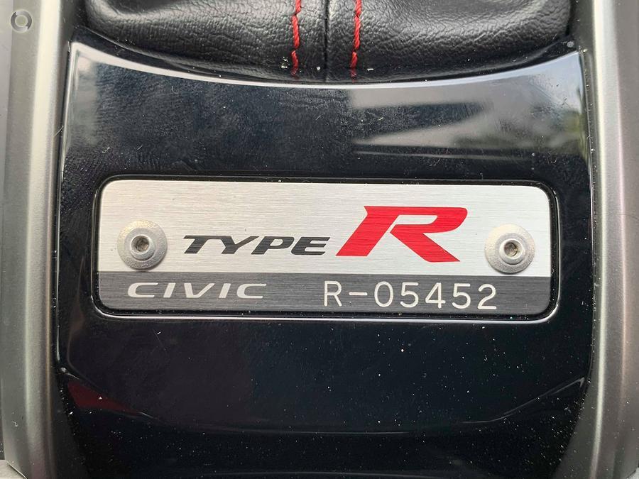 2017 Honda Civic Type R 10th Gen