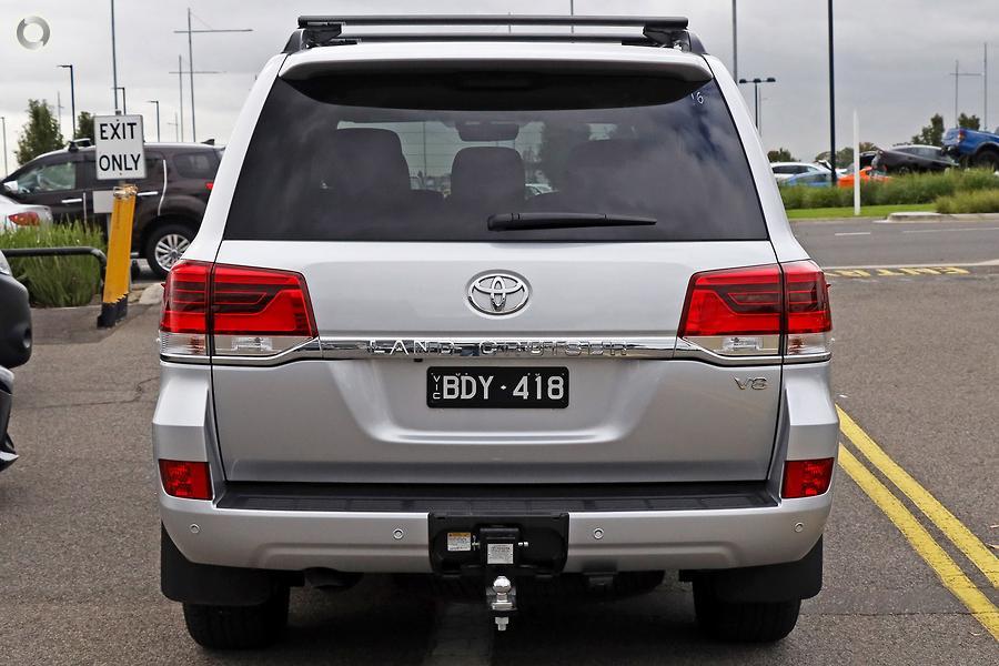 2019 Toyota Landcruiser VX VDJ200R